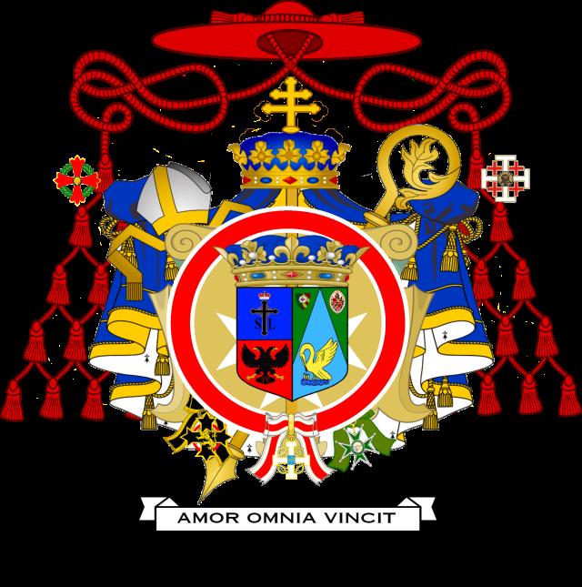 +Edmond III arms