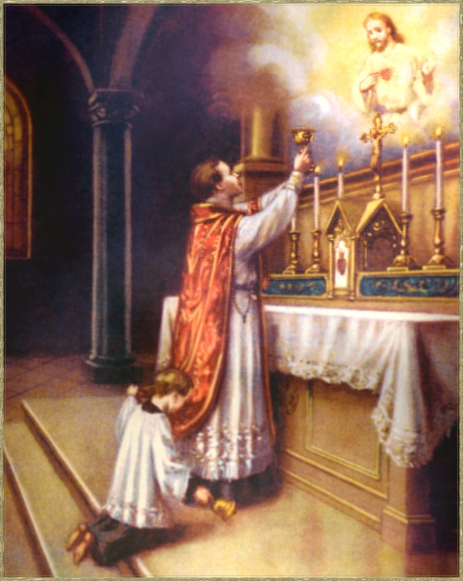 Latin Tridentine Mass
