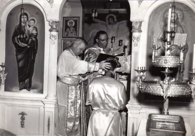 consecration of zeiger
