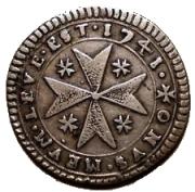 1741 coin