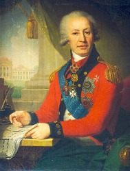 Count Vassiliev OStJ