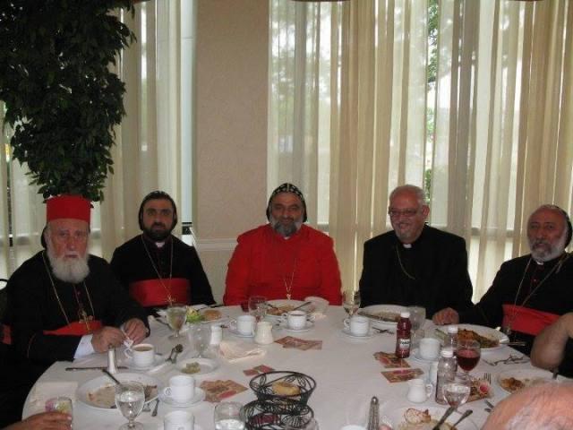 new patriarch
