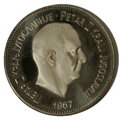 peterIIcoin1967