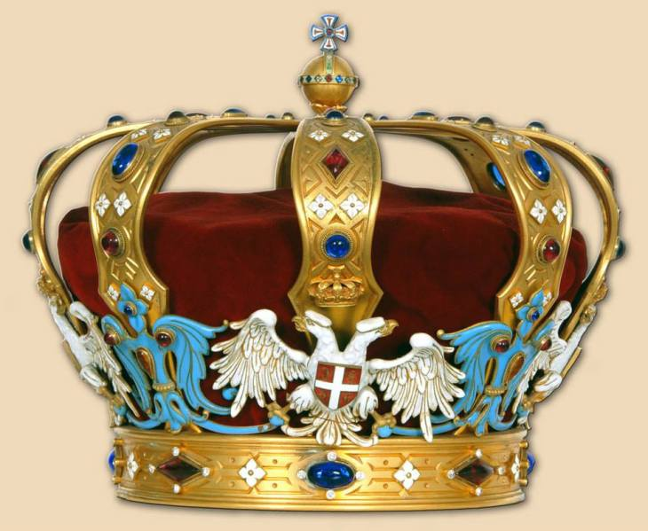 Royal Crown of Yugoslavia