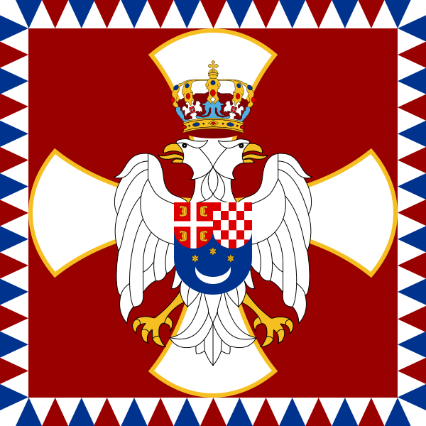 Royal Standard of the King 1937-41