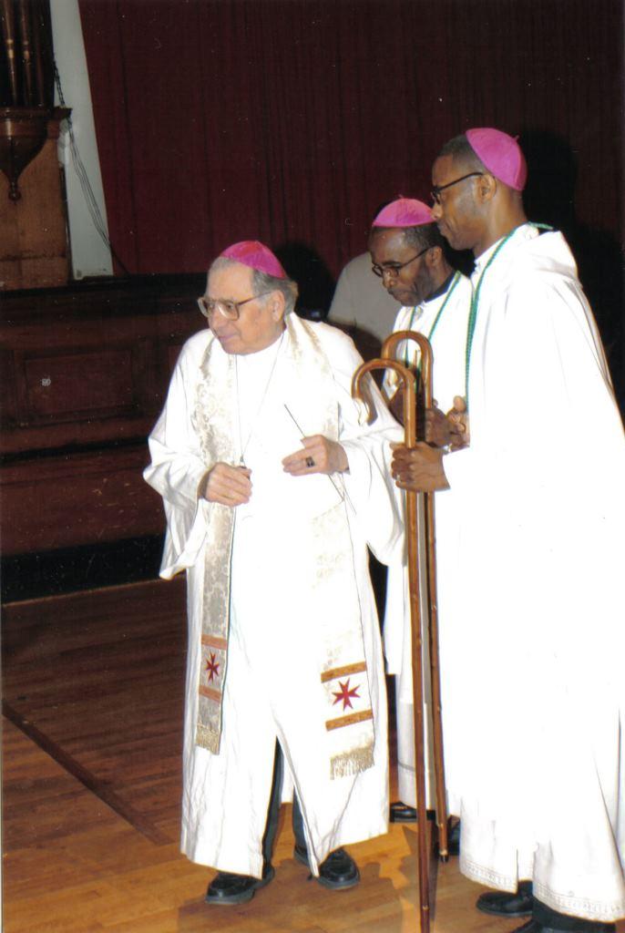 Consecration for OA-AOC 2013 1