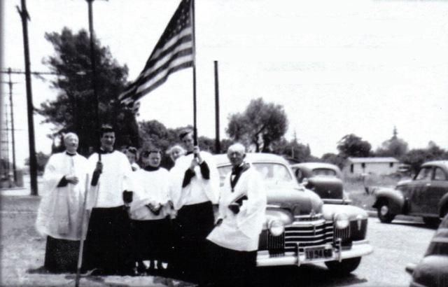 1948 ground-breaking