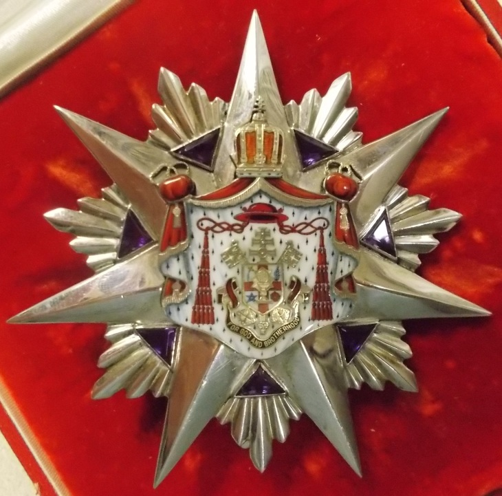 Holy Star of the OCOC