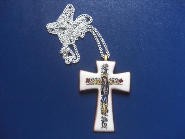 Mar Georgius cross