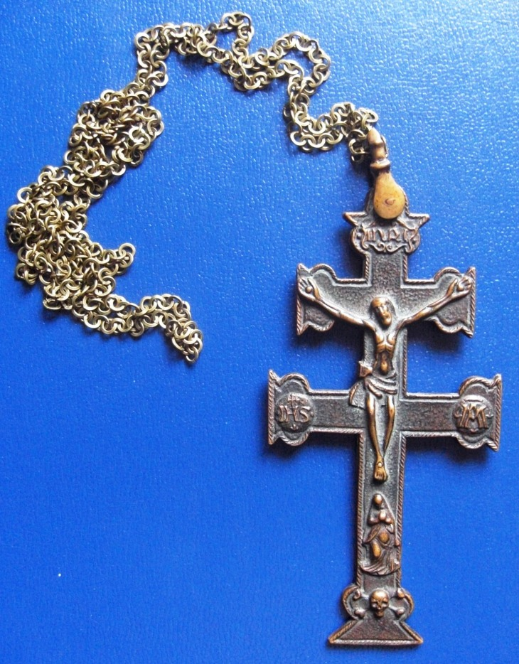Succession Cross of the OCT