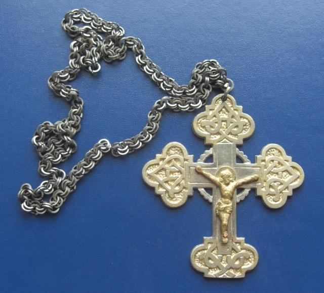 ++Vilatte Pectoral Cross