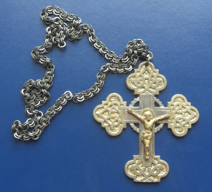 ++Vilatte Pectoral Cross
