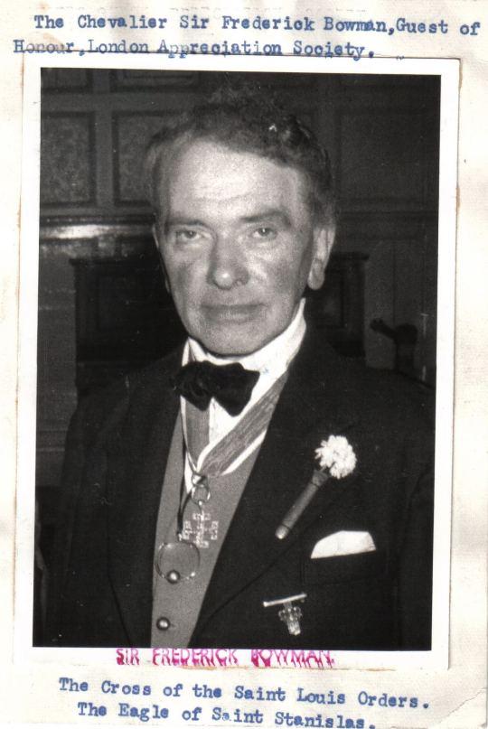 Frederick Bowman