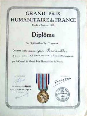 GPH diploma Girardot