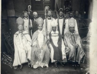 McGuire and AOC bishops