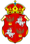 Arms of the Belarus Monarchist Association