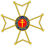 Order of the Golden Cross of Miensk star