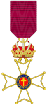 Order of the Golden Cross of Miensk